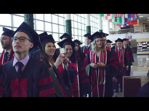 University of Utah College of Pharmacy Class of 2018 Convocation