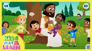 All About Jesus - Bible F๐r Kids
