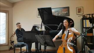 I Was Made For Loving You - Kelly - Piano and Cello Cover