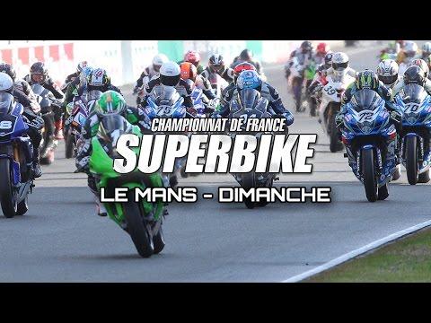 Fsbk : Le Mans - Résumé Dimanche