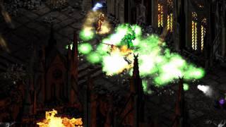 Diablo 2 Poison Javazon Vs Chaos Sanctuary