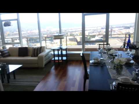 Encore Penthouse in the Pearl District, Portland OR