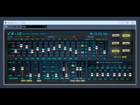 CS12 by Terry West Productions