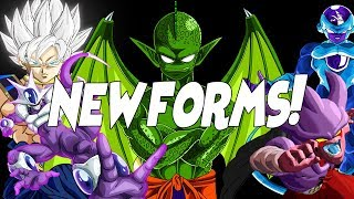 All New Prestige Forms in Dragon Ball Z Final Stand??? | Roblox | iBeMaine