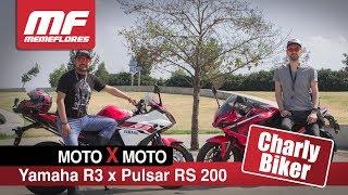 Yamaha R3 x Pulsar RS200 Review México