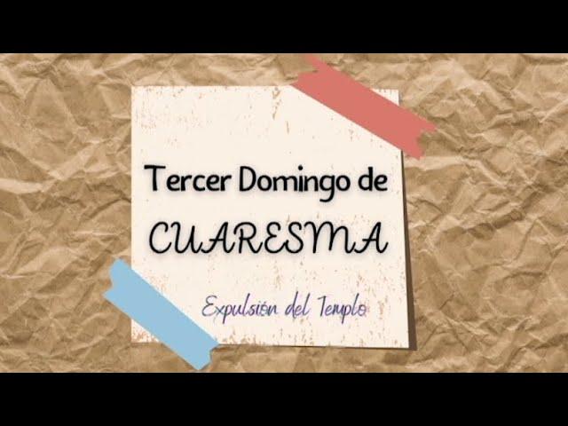 Vídeos de Cuaresma III