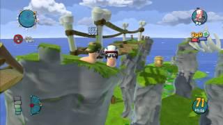 Worms Ultimate Mayhem Deathmatch HD PS3