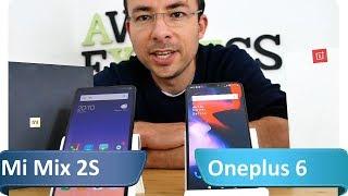 Oneplus 6 VS Mi Mix 2S : Vous allez être étonné