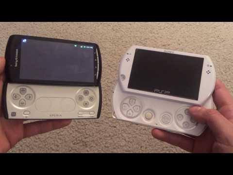 PSP Go emulation, Xperia Play emulation, Overwatch on Razer Edge, Saints Row on Wikipad