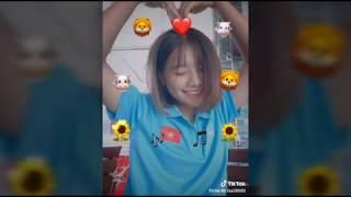 Top Những Cô Gái Xinh Nhất Tik Tok Cực Dễ Thương❤Tik Tok Việt Nam_P53