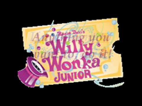 Pure Imagination Lyrics (Willy Wonka Jr.)