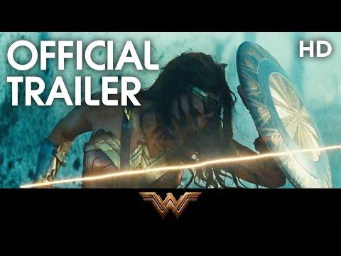 Wonder Woman (2017) Comic-Con Trailer [HD]