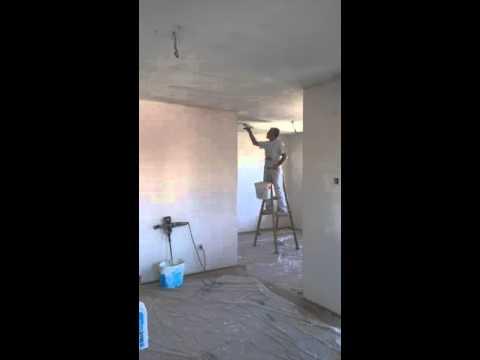 gletovanje zidova i plafona