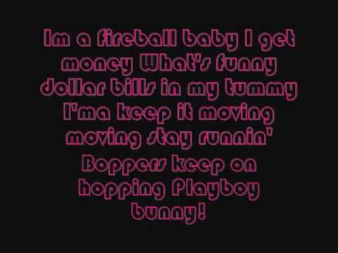 Dev - Fireball Lyrics :)