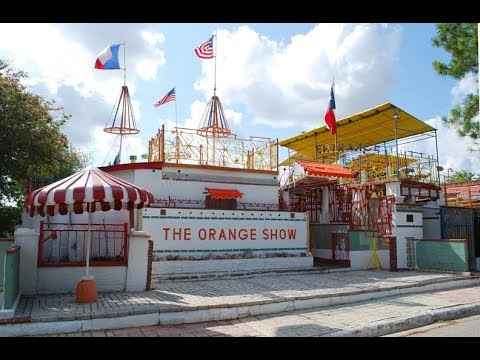 The Orange Show And Smither Park
