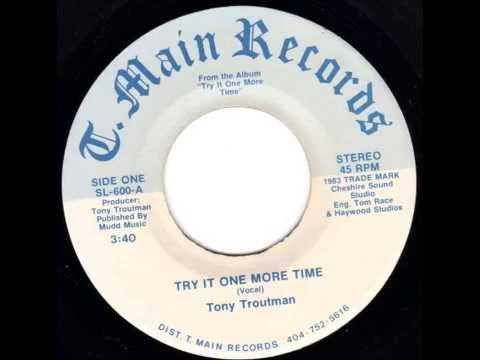 Tony Troutman* Tony Troutman Fire - I'd Like To Dance With My Lady