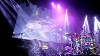 Aaron Spears Live at Indonesia International Bandung Drums Day 2013 part 1