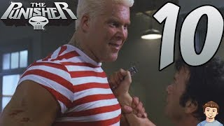 The Punisher Video Game - PART 10 - The Punisher Vs The Russian + Nick Fury