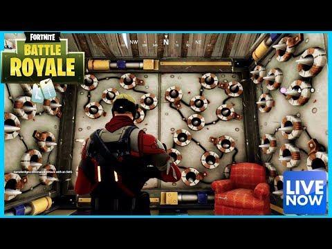 FORTNITE BATTLE ROYALE - 3 MORE SLEEPS - 525 wins - (PS4 PRO) Full HD