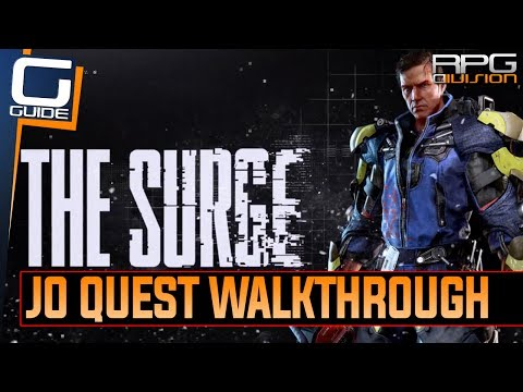 the surge how to get back to resolve biolabs