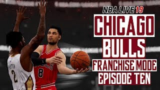 nba live 19 review gameplay