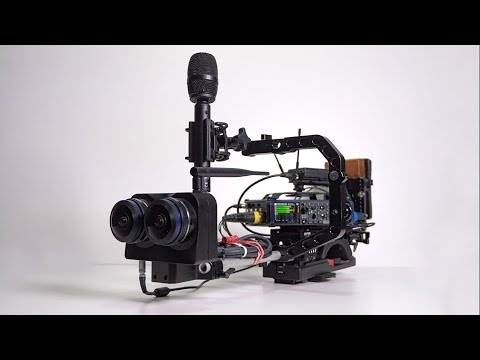 Tested: Assembling a VR 180 Camera Rig!