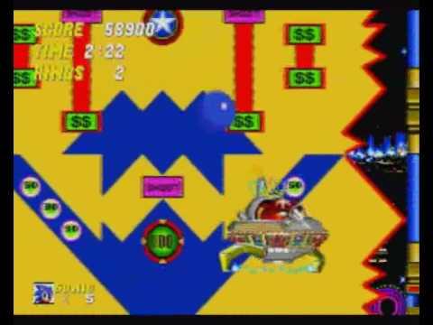 Sonic 2 casino night jackpot suncruz casino boat