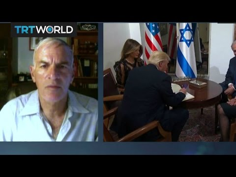 Trump Middle East: Interview with Norman Finkelstein on Trump