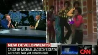 Larry King Live Special-Remembering Michael Jackson Part 5