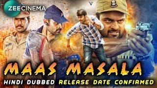 Mass Masala ( Nakshatram ) Hindi Dubbed movie | Sai Dharam Tej | Sundeep Kishan | Release Date