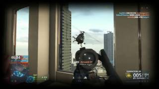 best moments on bfh sniper vs helicopter