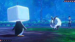 Defeating Rival Hop w/ Only Eiscue (NO ITEMS) - Pokémon Sword & Shield
