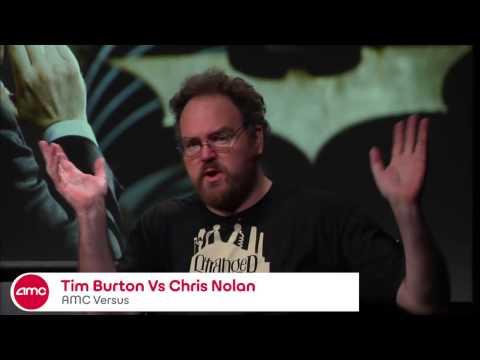 AMC Versus - Burton Batman VS Nolan Batman