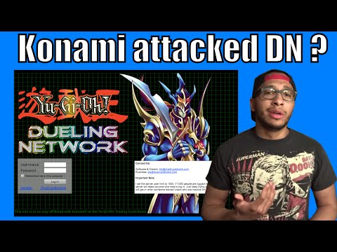 Konami Theory : The Real reason behind the attack on dueling network