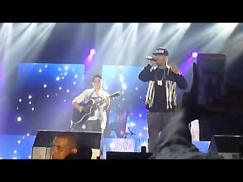 Concierto Nicky Jam y J Balvin en Panamá El Perdón
