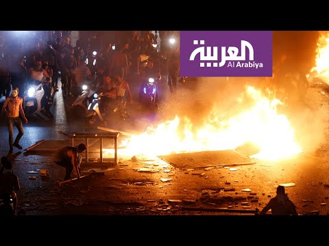 مشاهد غير مسبوقة.. حرائق تلتهم وسط بيروت  - نشر قبل 2 ساعة