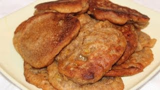 How - To Make Real Jamaican Banana Fritters Video Recipe 2014