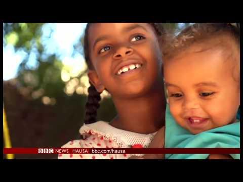 An daina kaciyar mata a wani kauye a Sudan