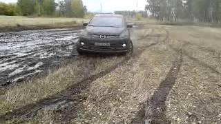 Мазда CX7 и грязь