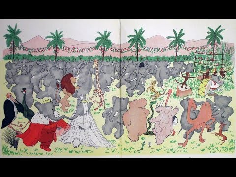 Célèbre L'histoire de Babar le petit éléphant - YouTube WD38
