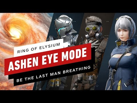 Ring of Elysium: Ashen Eye - New Battle Royale Mode Official Gameplay Trailer