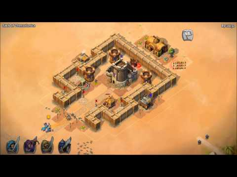 Age Of Empires Castle Siege Thessalonica Castle
