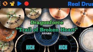 Dragonforce-Trail of broken heart   Real Drum-Covert  Cobus By. Fajri