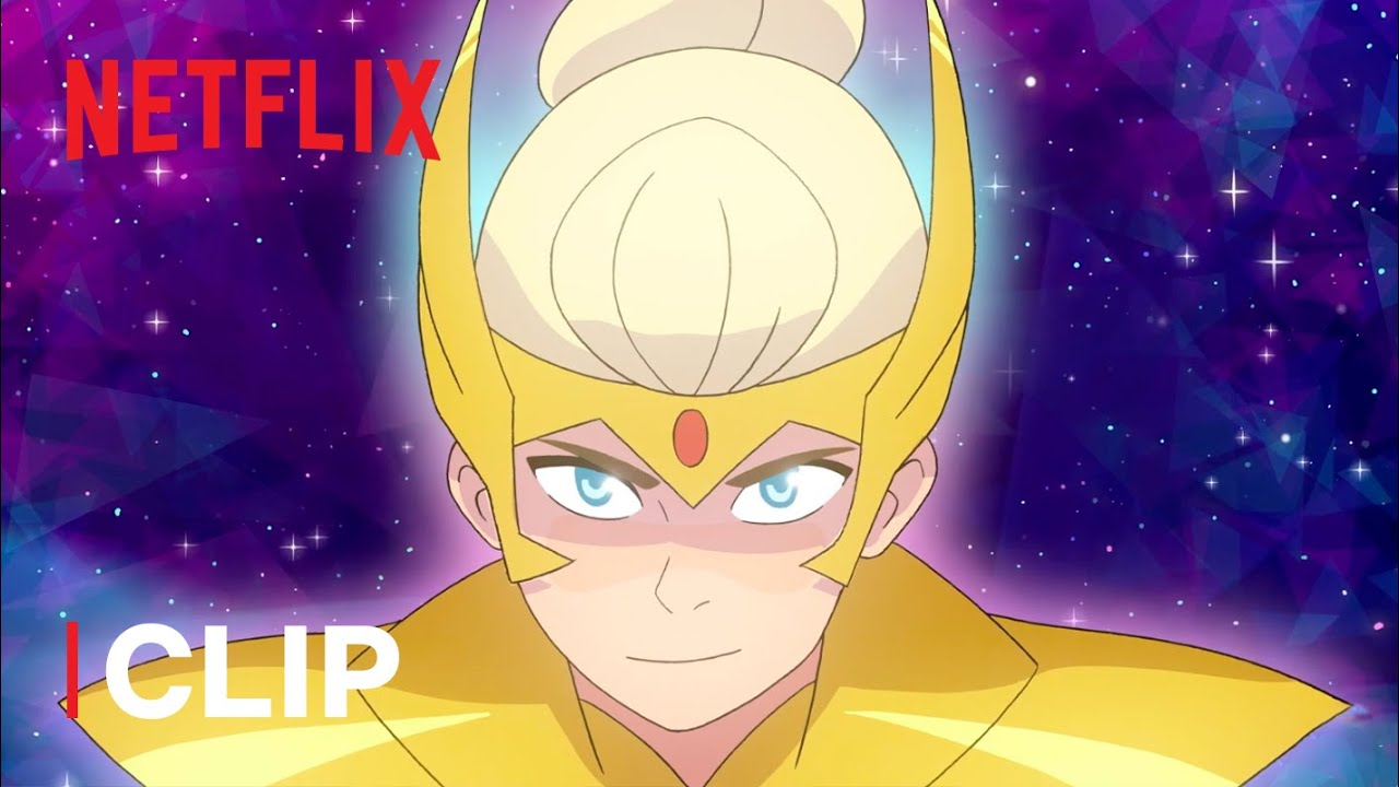 The Transformation 🦹♀️ She-Ra and the Princesses of Power   Netflix Futures