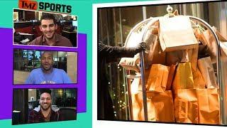 Conor McGregor Takes Dee Devlin On Louis Vuitton Shopping Spree After Rita Ora Drama I TMZ SPORTS