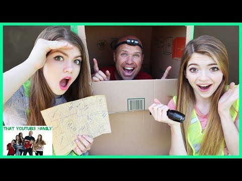 Searching For Audrey And Jordan In Hello Neighbor Abandoned Tunnels! / That YouTub3 Family