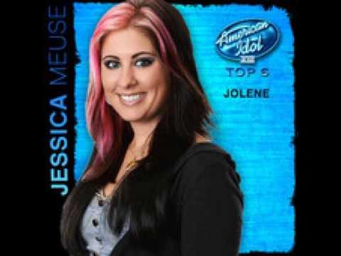 Jessica Meuse - Jolene - Studio Version - American Idol 2014 - Top 6