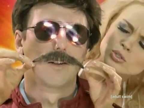 Saul of the Mole Men: Moustache Ride