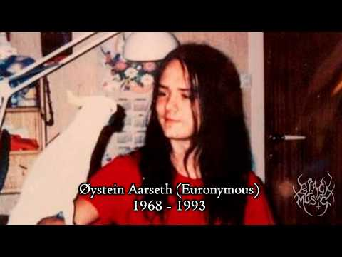 """A tribute to Øystein Aarseth """"Euronymous"""""""