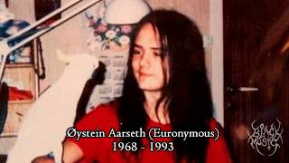 A tribute to Øystein Aarseth 'Euronymous'